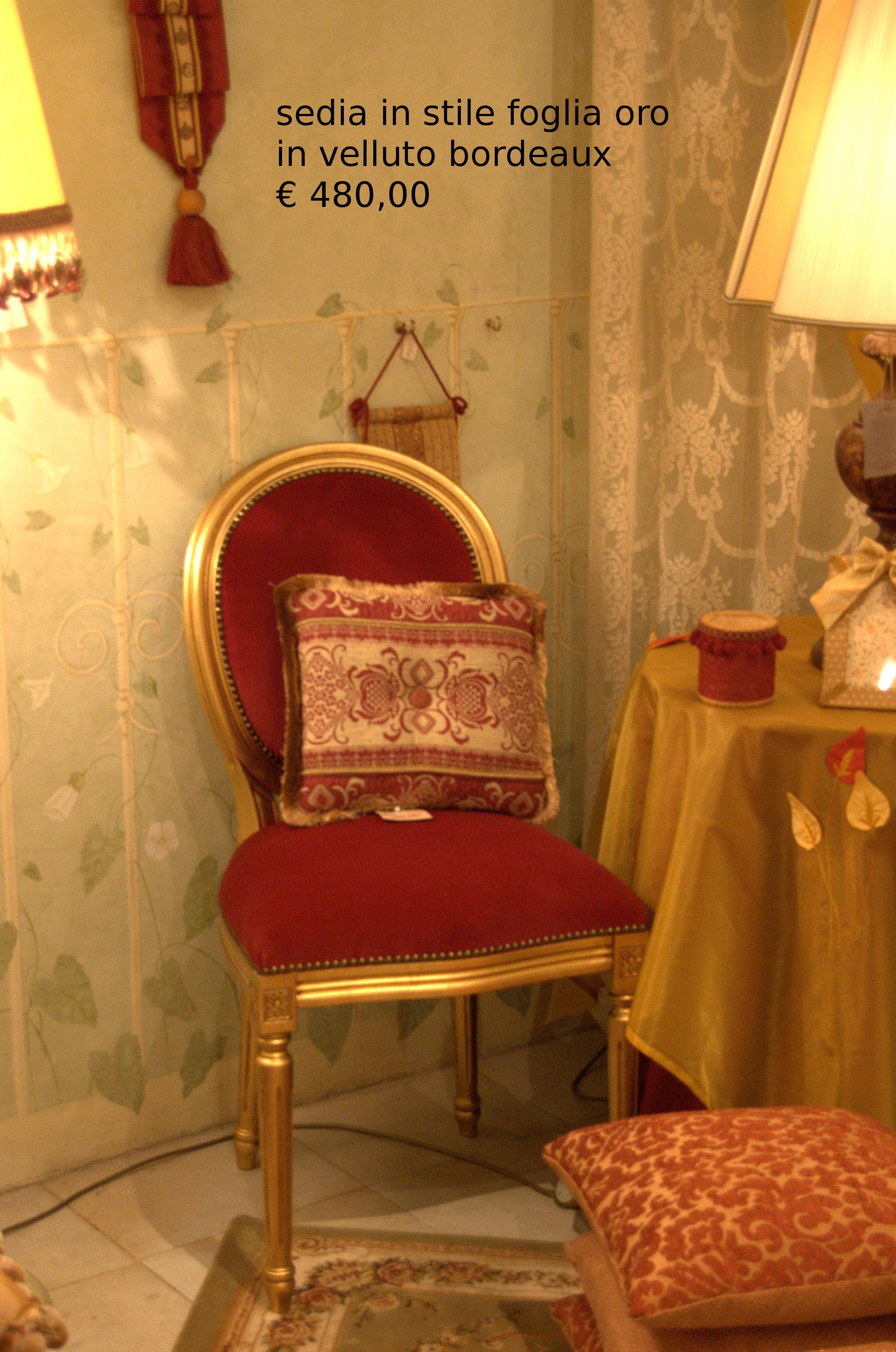 La tappezzeria a trieste rinnovo divani poltrone for Poltrone e sedie