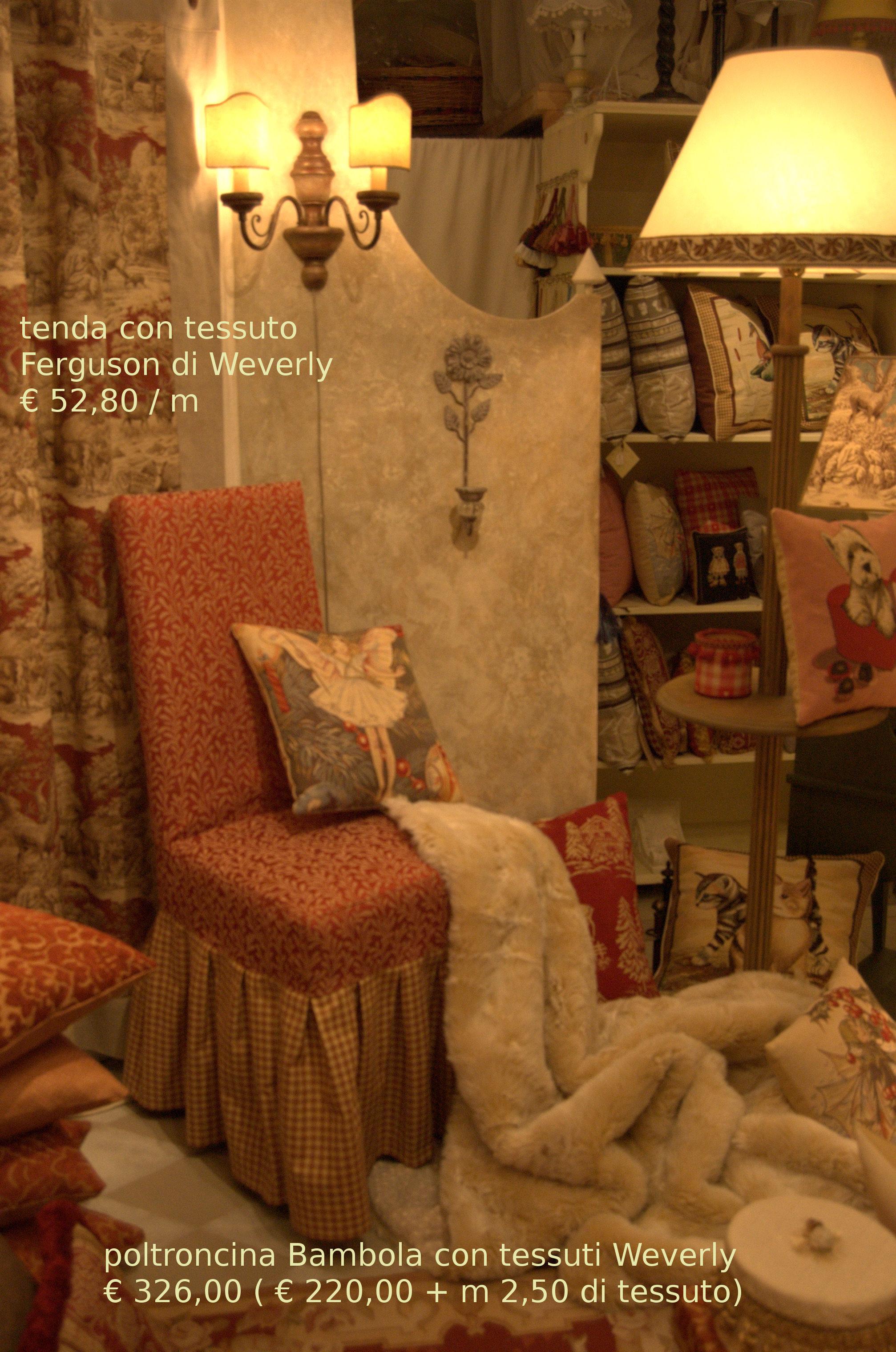 La tappezzeria a trieste rinnovo divani poltrone for Tessuti francesi arredamento