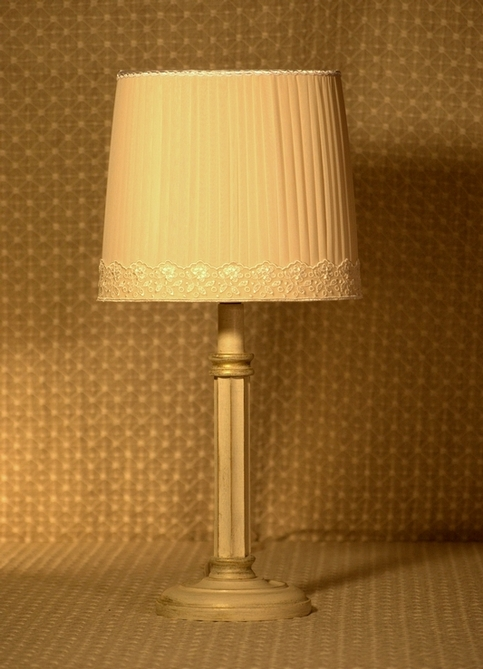 Conosciuto lampade da tavolo - i pizzi - studio d'interni g.t.f. ,produzione  DL27