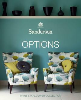 Sanderson tessuti per tappezzeria e tendaggi a trieste - Tessuti per divani vendita on line ...